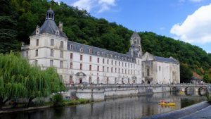 Klooster Brantome