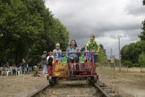 Velo Rail, rolstoelvriendelijk!