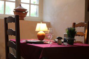 Restaurant in kasteel